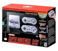 Used SNES Classic Vancouver, V5Y 1G4