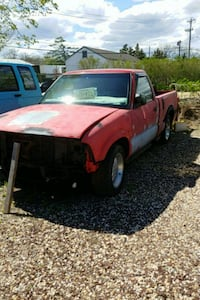 A Chevy S10 Xtreme 1999 2.2 4 cylinder