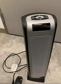 Lasko Ceramic Tower Heater with Remote Control and Oscillation Washington, 20064