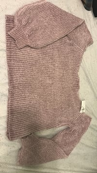 Forever 21 plus size lavender sweater Waterford, 95386