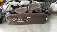 Graco pack'n'play with bassinet attachment Bethesda, 20816