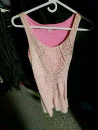 women's pink and white tank top San Diego, 92111