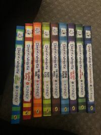 Diary of a wimpy kid books  [TL_HIDDEN]  Essendon, 3040
