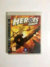 Heroes Over Europe Ps 3 Maltepe, 34844