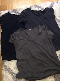 three black and gray scoop-neck t-shirts Vaughan, L4H 3B3