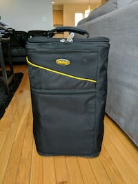 Skyroll Carry on wheeled Luggage with garment bag Mississauga, L5N 7Y6
