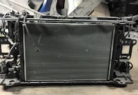 2016 Honda Civic - Front Frame with Radiator and Fan