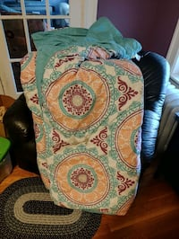 Twin XL comforter set