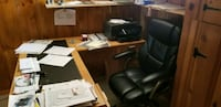 Office desk and chair Baltimore, 21202