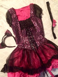Pink cat costume Alexandria, 22307
