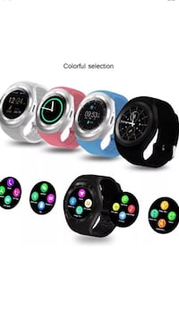 Circle dial smart watches for all devices www.metacube.ca Surrey, V3T