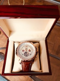 Breitling automatic watch : Brand New : FRee Delivery  Toronto, M1B