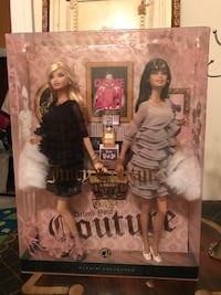 Juicy Couture Beverly Hills Two Collector Barbies Gainesville, 20155
