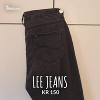 Lee jeans Oslo, 1262