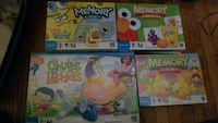 three assorted learning books collection Martinez, 94553