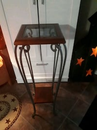 Wrought iron wrought iron plant stand Thornton, L0L 2N0