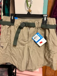 BRAND NEW Columbia Outdoor Cargo Shorts Clifton, 20124