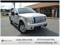2012 Ford F-150 XLT 4x4 SuperCab 145-in Spotsylvania