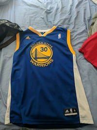 Youth XL Curry Jersey Asheville