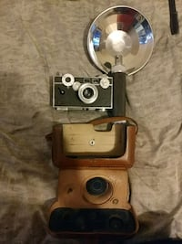 Vintage Argus C3 Collector  River Rouge