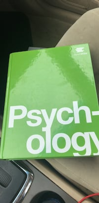 Brand New College Psychology Book Bowie, 20720