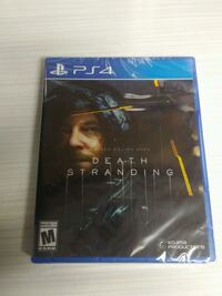 *Factory Sealed* Death Stranding PS4 Des Moines, 50309