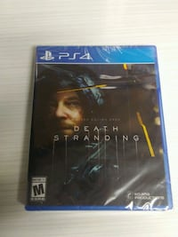 *NEW - Still In Plastic* Death Stranding PS4