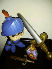 Mike the Knight talking doll West Islip, 11795