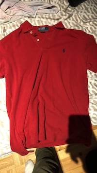 RED POLO RALPH LAUREN SIZE SMALL Winnipeg, R3G 0Y6