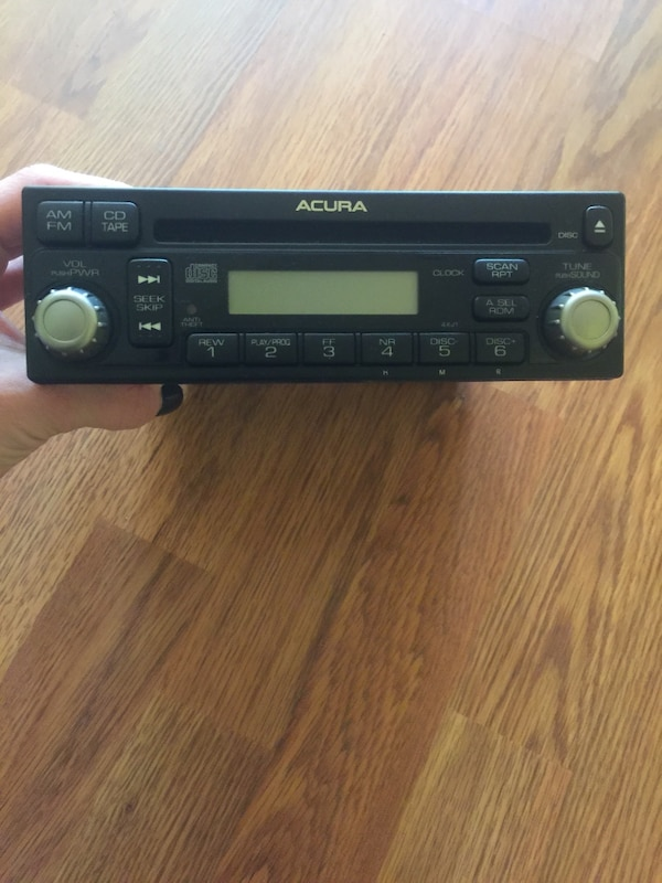Used Acura RSX Radio CD Player For Sale In Ottawa Letgo - Used acura rsx