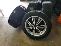 20 inch wheels and tires Barrie, L4N 6Z9
