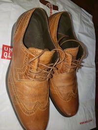 Cole Hann size 9 leather shoe almost new Toronto, M3C 2Z5