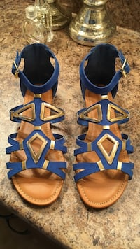 Gently used ROUGE sandals   Very comfortable size 8 Riverview, E1B 0M3