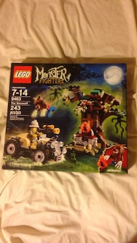 "Lego Monster Fighter set ""The Werewolf"""