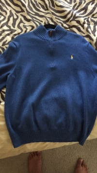 Blue ralph lauren turtle neck Augusta, 30909