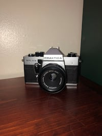 QUICK SALE GIVE ME ANY PRICE AND ITS YOURS! Camera PRAKTICA MTL5B Mississauga, L5A 1A7