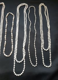 Faux Pearl Necklaces $2 each Kitchener, N2E
