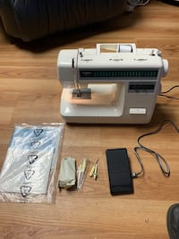 Brothers computerized lcd sewing machine