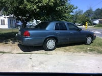 Ford - Crown Victoria - 2008 Baltimore