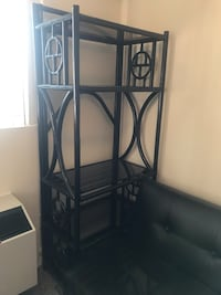 BAMBOO AND GLASS SHELVES SOLD TOGETHER OR SEPARATELY Barrie, L4M 6J3