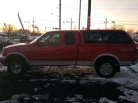 2000 Ford F-150 LARIAT 4X4 SUPERCAB FLARESIDE Indianapolis