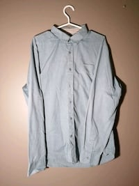 VOLCOM STONE Dress Shirt - Blue