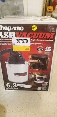 Shop vac AshVaccuum (New never been used) Toronto, M6K 1V4
