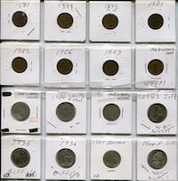 Great Oportunity: Mix Lot 120 Collectible Coins  Haverhill