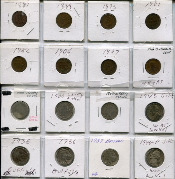 Great Oportunity: Mix Lot 120 Collectible Coins