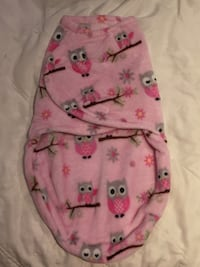 Baby owl swaddle/sleep sack Rockville, 20853