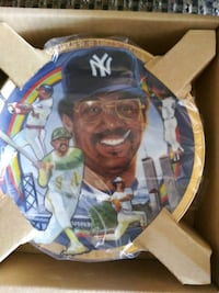 sports plates collectables
