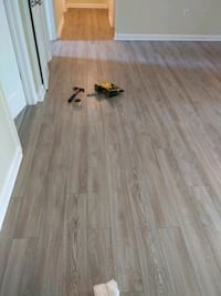 floors are installed Falls Church