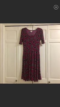 NWT Sz Medium Nicole by LulaRoe Dress Knoxville, 37917