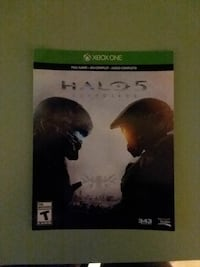 Xbox One Halo 5 game case Elkhorn, 53121